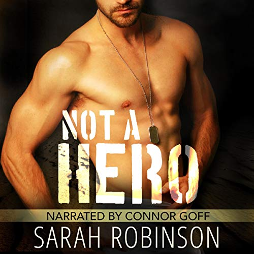 Not a Hero audiobook cover art