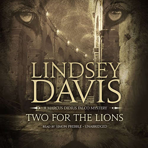 Two for the Lions audiobook cover art