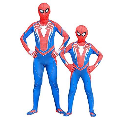 Cosplay VêTements Spiderman Ps4 Jeu Cosplay Costume Collants Costume Anime Enfants Adultes Halloween Costume