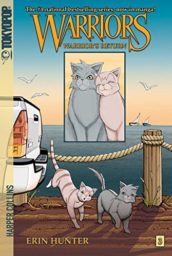 Warriors: Warrior's Return (Warriors Manga Book 3) (English Edition)