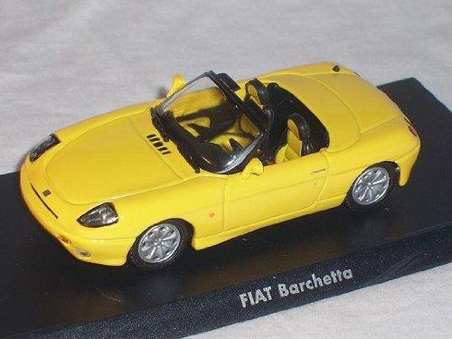 Fiat Barchetta Gelb Yellow Cabrio 1/43 Solido Modellauto Modell Auto SondeRangebot