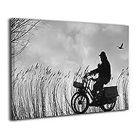 Skydoor J パネル ポスターフレーム ブラックとホワイト バイク インテリア アートフレーム 額 モダン 壁掛けポスタ アート 壁アート 壁掛け絵画 装飾画 かべ飾り 30×20
