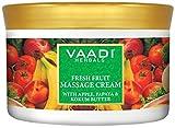 Best Facial Massage Creams - Fresh Fruit Massage Cream with Apple, Papaya Review