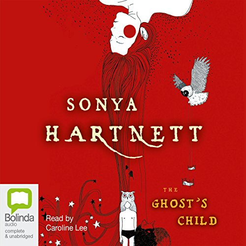 The Ghost's Child  audiobook cover art