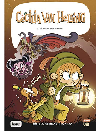 Cecilia Van Helsing - Volumen 2: La dieta del vampir (CATALAN)