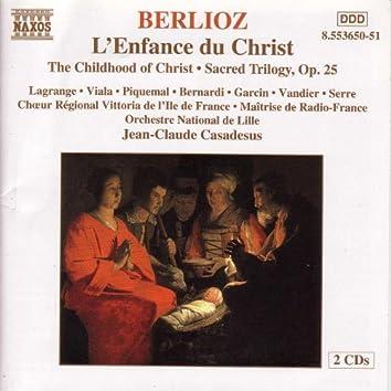 BERLIOZ: Enfance du Christ (L')