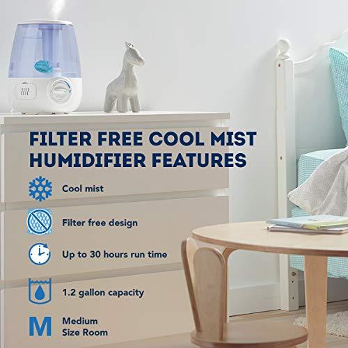 Vicks Filter-Free Cool Mist Humidifier