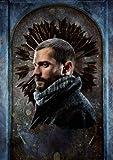 Robin Hood - Jamie Dornan – Textlos Film Poster Plakat
