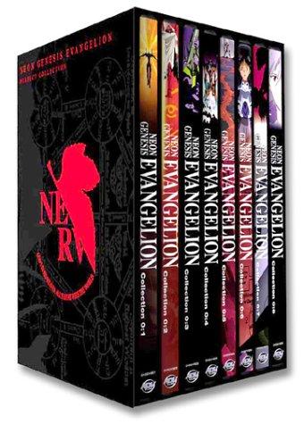 Neon Genesis Evangelion [Reino Unido] [DVD]