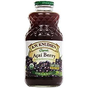 Knudsen, Juice, Acai Berry, Organic, 1 Quart |