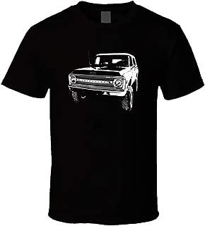 1969 K5 Blazer Three Quarter View Dark Color T Shirt