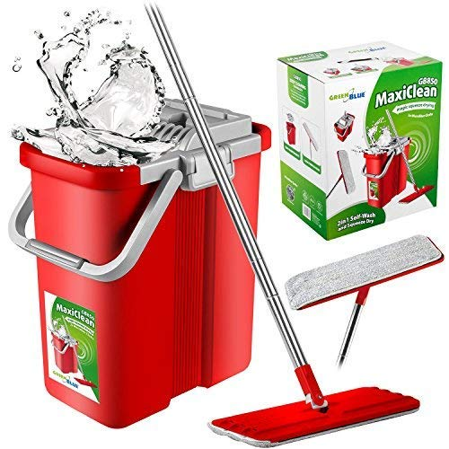 GreenBlue | GB850 | MaxiClean-mop | 2 in 1 reinigingsset