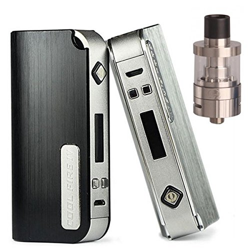 Innokin Cool fire IV with iSub VE tank - TPD Compliant (Black)