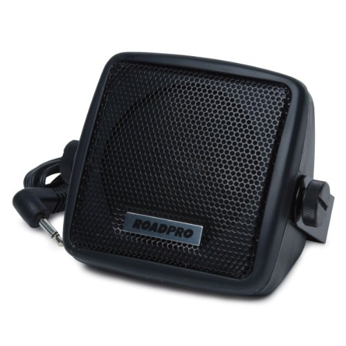 "RoadPro RP-108C 2-3/4"" CB Extension Speaker with Swivel Bracket"