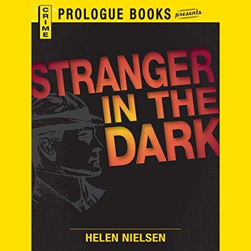 Stranger in the Dark audiobook cover art