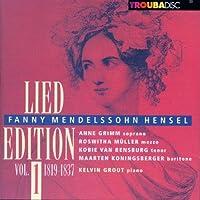 V1: Lied Edition 1819-1837