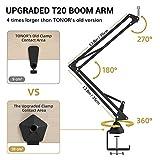 Zoom IMG-2 microfono a condensatore xlr tonor