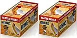 HeatMax HotHands Insole Foot Warmers (32 Pairs) W/Free Carrying Pouch