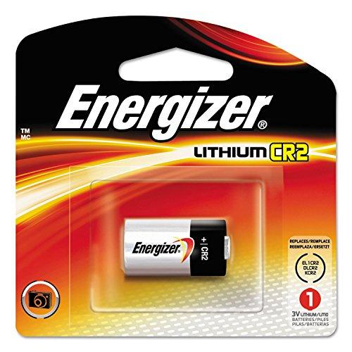 e2 Lithium Photo Battery, CR2, 3Volt, 1 Battery/Pack