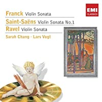 Sonata in a / Violin Sonata No 1 / Violin Sonata by Sarah Chang (2008-08-19)