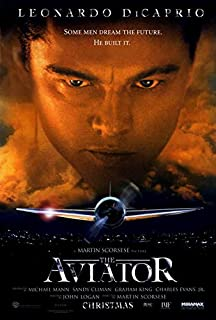 The Aviator POSTER Movie (27 x 40 Inches - 69cm x 102cm) (2004)