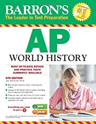 Barron's AP World History - Best Review Book