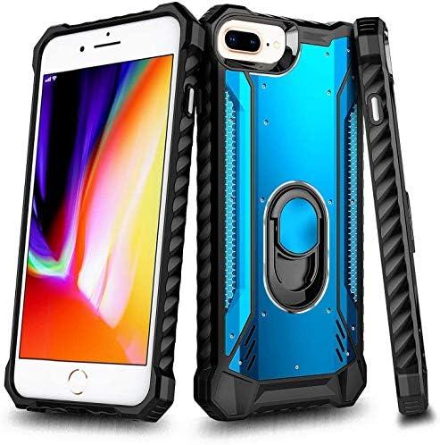 iPhone SE 2020 Case iPhone 8 Case iPhone 7 Case iPhone 6 6s Case E Began Aluminum Metal Magnetic product image