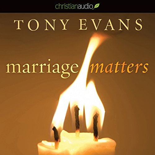 Marriage Matters audiobook cover art