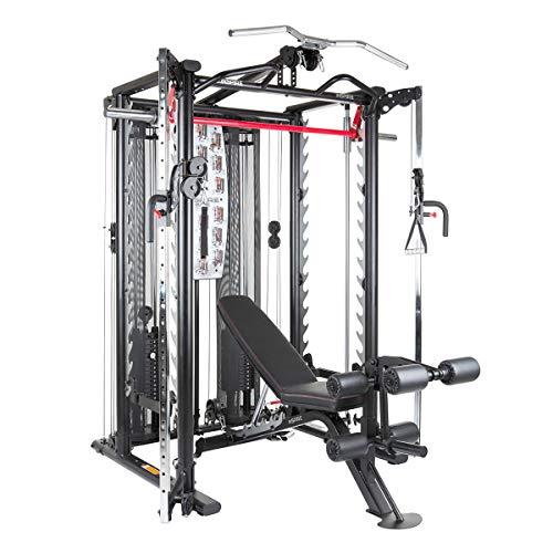 Multiestación de musculación SCS Smith Cage INSPIRE by HAMMER-Semi Professional Equipment