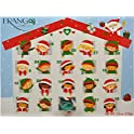 Frango Chocolates Advent Calendar