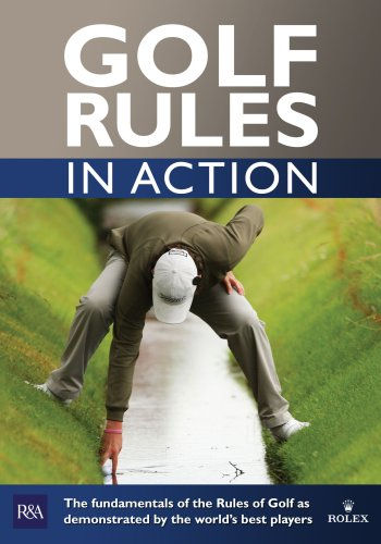 R&A Golf Rules in Action (2008-11 Edition) [DVD] [Reino Unido]