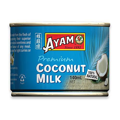 AYAM(アヤム) ココナッツミルク プレミアム 140ml