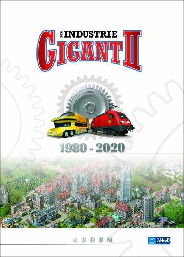 Der Industriegigant 2: 1980-2020 [Add-On]