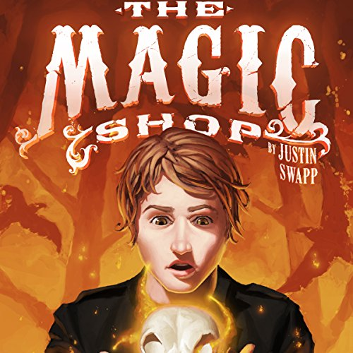 The Magic Shop Audiobook By Justin Swapp cover art