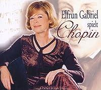 「エルフルン・ガブリエル、ショパンを弾く」