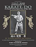 INTRODUCTION TO KARATE-D?: ITS INNER TECHNIQUES AND SECRET ARTS - Kanken Toyama