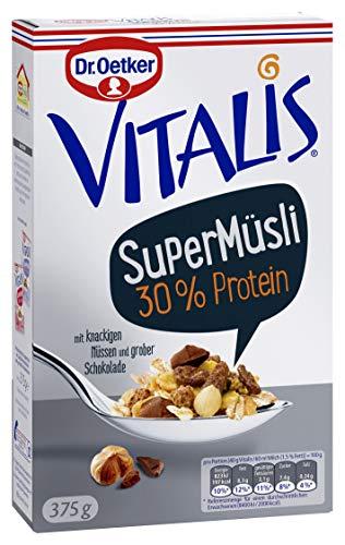 Dr. Oetker Vitalis SuperMüsli, 30% Protein, 375 g