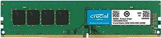 كروشال 8 دي دي ار4ذاكرة رام متوافقة مع اجهزة الكمبيوتر - CB8GU2666