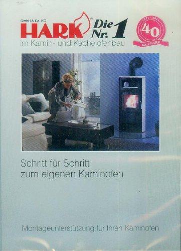 Hark-Die Nr. 1 im Kamin- und Kachelofenbau-40 Jahre (1971-2011)-Schritt für Schritt zum eigenen Kaminofen-Montageunterstützung für Ihren Kaminofen [DVD,Format 4:3,Spielzeit: ca. 60 min,mit Kapitelfunktion,CD-ROM-Teil mit Anleitungen als PDF-Datei]