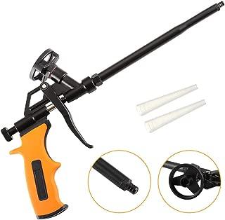 Foam Gun Upgrade Caulking Gun Pu Expending Foaming Gun Heavy Duty Spray Foam Gun Suitable for Caulking Filling Sealing Home and Office Use