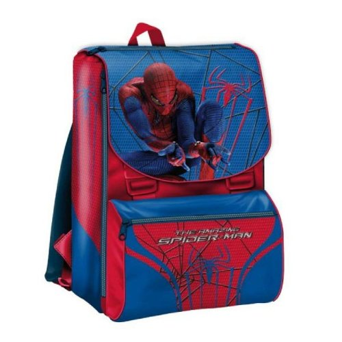 MATTEL 12443 ESTENS.MEDIUM SPIDERMAN SAC A DOS talkies-walkies