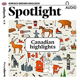 Spotlight Audio - Canadian highlights. 11/2018 Titelbild