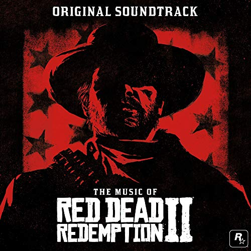 The Music of Red Dead Redemption 2 (2x LP - Trans Red Vinyl) [Original...