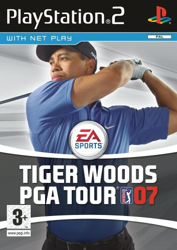 Tiger Woods PGA Tour 2007 (PS2) [Importación inglesa]