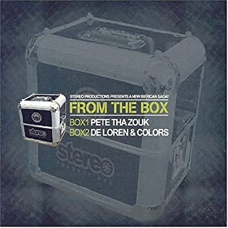 From the Box V.1: Mixed By Pete Tha Zouk &  De Loren & Colors