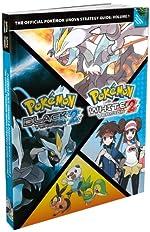 Pokemon Black Version 2 and Pokemon White Version 2 - Volume 1: The Official Pokemon Unova Strategy Guide de The Pokemon Company International Inc