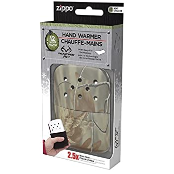 Zippo 40290 Realtree Réchauffe-Mains Vert