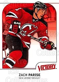 (CI) Zach Parise Hockey Card 2009-10 Finnish UD Victory (base) 121 Zach Parise