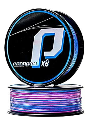 Nomad Design - Pandora 8X Braid, Braided Fishing Line