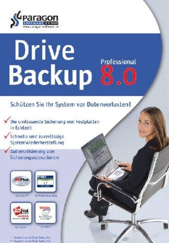 Paragon Drive Backup 8.0 Professional